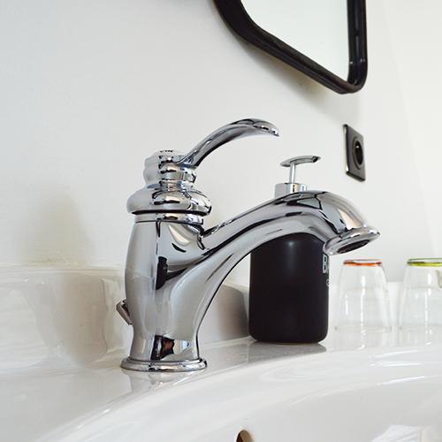 Salle de bain Coeur