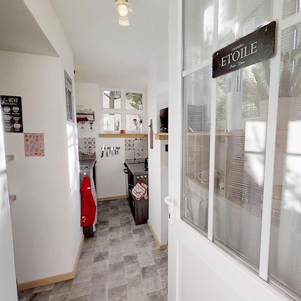 Studiowohnung Etoile